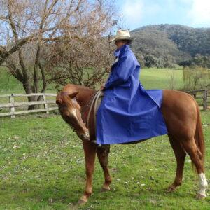 Blue Neverleak Raincoat